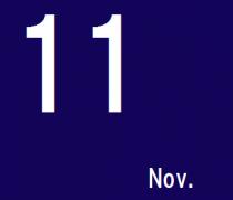 11月イベント一覧画像